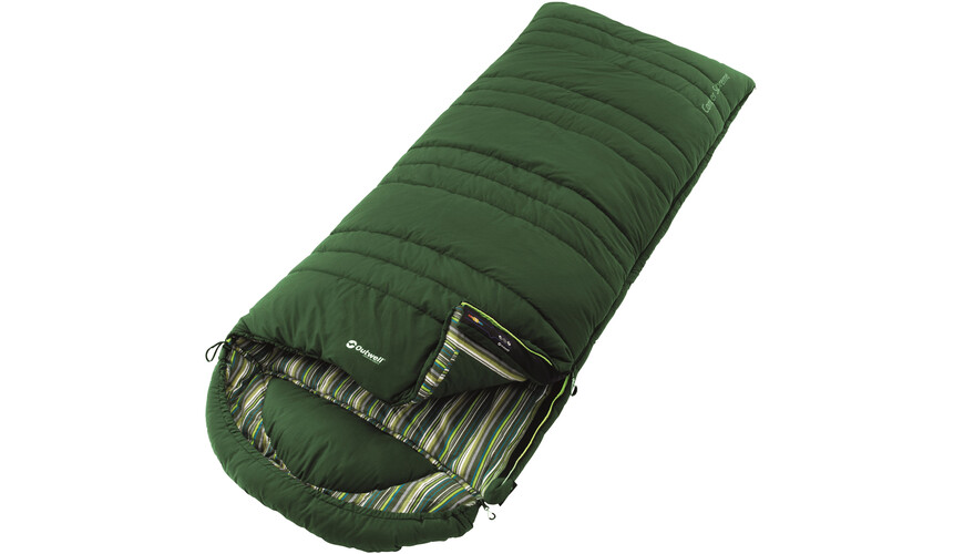 Outwell Camper Supreme - Sac de couchage - vert
